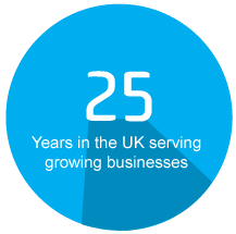 Ericsson-LG 25 years serving UK business