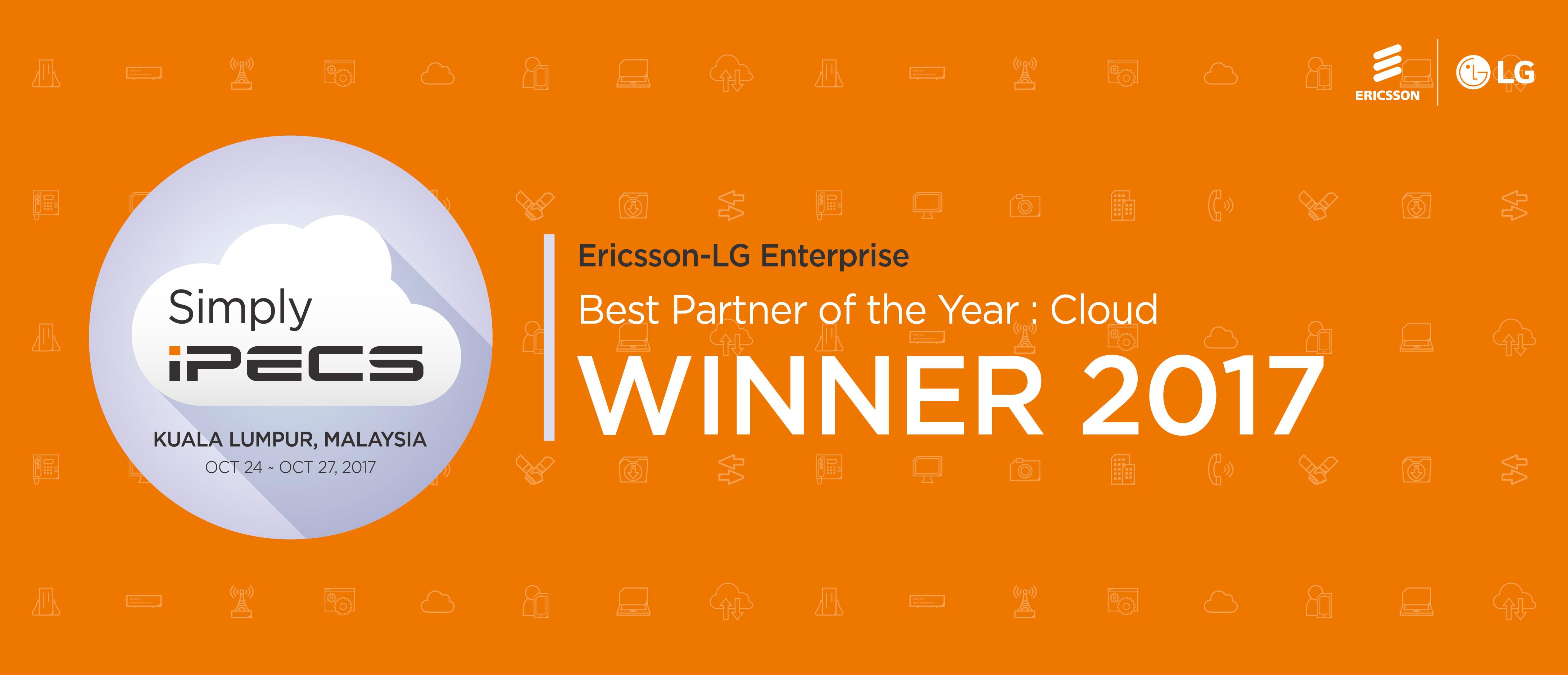 Ericsson-LG Award Pragma