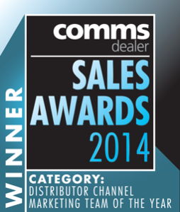 Comms-Dealer Marketing Team of the Year 2014