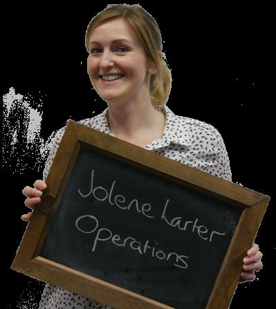 Jolene Larter
