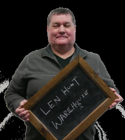 Len Hunt