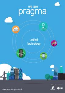 Become a Reseller - Pragma Technology