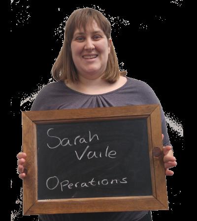 Sarah Vaile