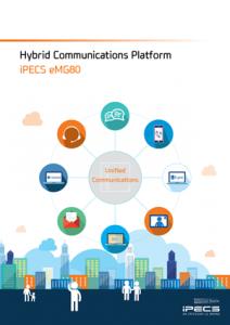 iPECS eMG80 brochure 2015