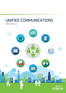 iPECS UCP brochure front cover