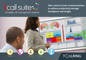 icall suite brochure front cover