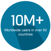 Ericsson-LG 10 million users worldwide