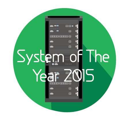 UCP System of the Year icon