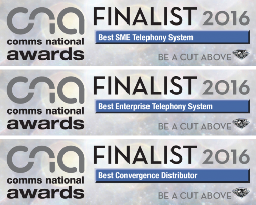 Comms National Award Finalists
