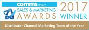 CDSMA - Distributor Channel Marketing Team of the Year