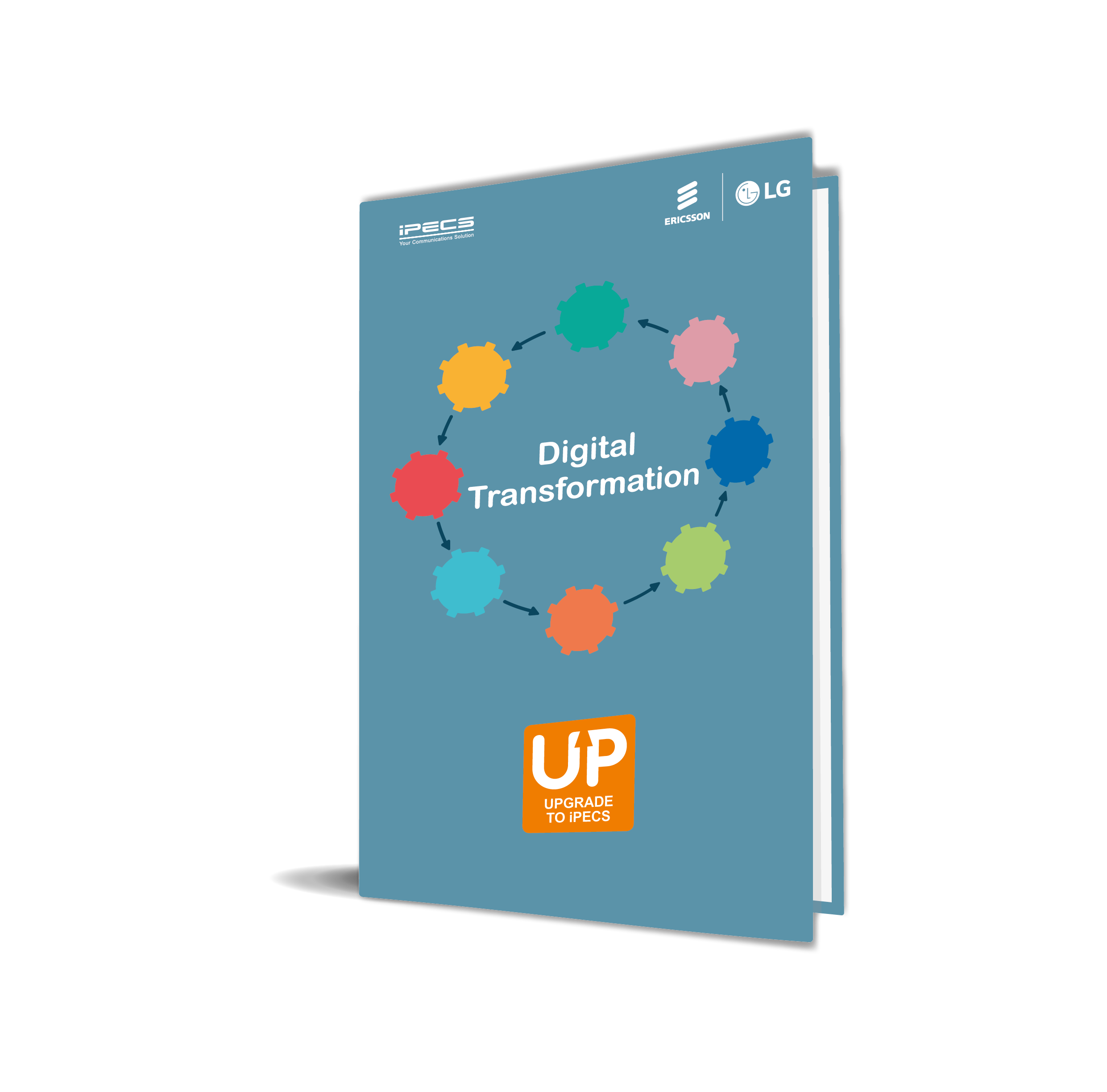 UP Campaign: Digital Transformation