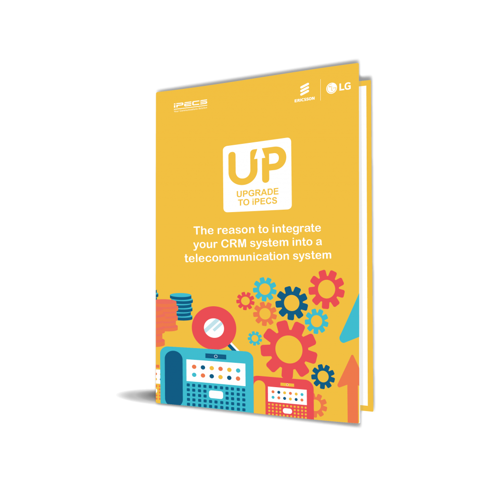 UP Campaign: The reason to integrate your CRM system into a telecommunications system