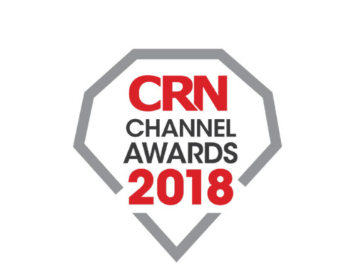 We're in the running for two CRN 2018 awards