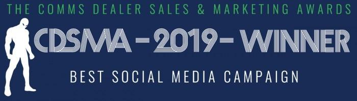 CDSMA 2019 - Best Social Media Campaign