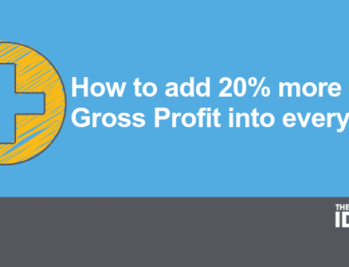 How to add 20% more Gross Profit into every deal