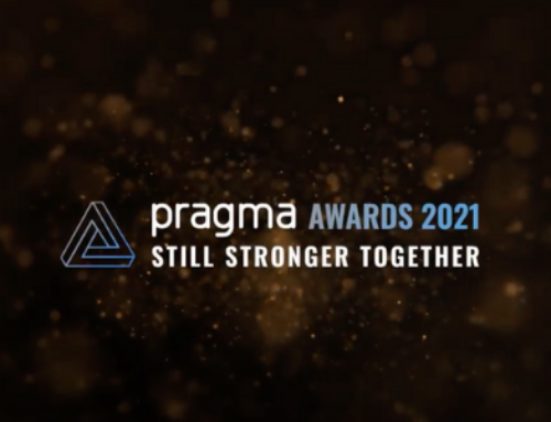 Beachwear and a solid internet connection enable the Pragma team to Reward Resellers for their successes over the last year