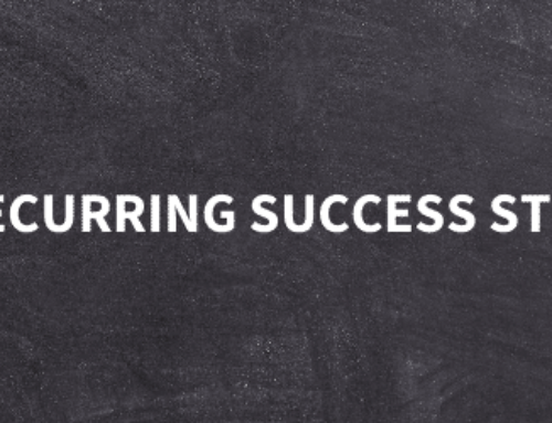 A Recurring Success Story